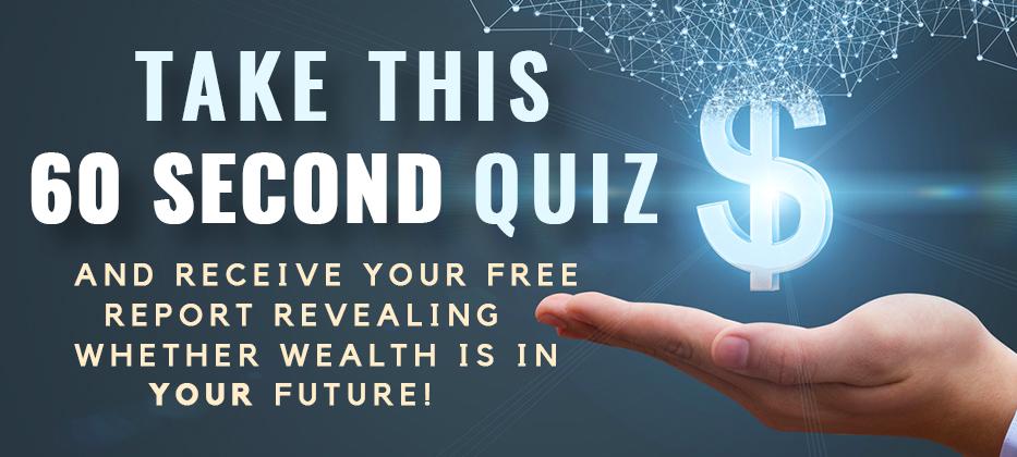 Total Money Magnetism Quiz