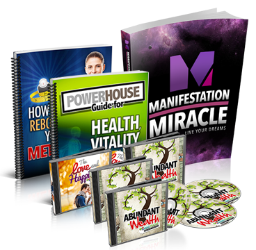 Manifestation Miracle Package